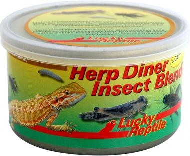 Lucky Reptile Herp Diner Insect Blend - 35 g