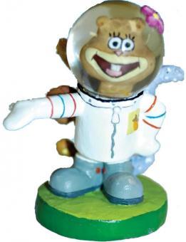 SpongeBob Aquariendeko Figur - Sandy