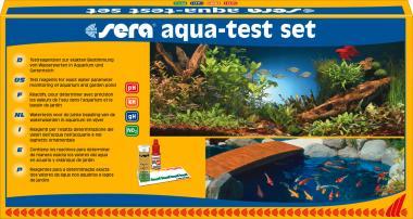 Sera Aqua - Test - Set