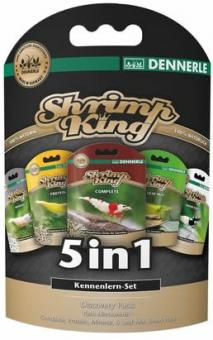 Dennerle Shrimp King 5in1 Kennenlernpack
