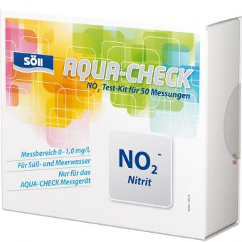 Söll Aqua-Check Nitrit Test Indikatoren - 50 Tests