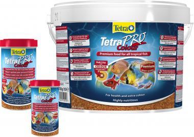 TetraPro Colour Crisps Farbfutter