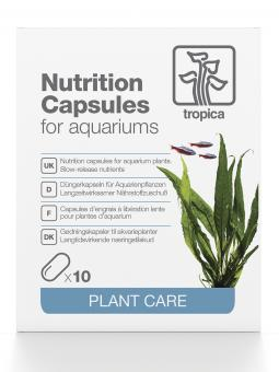 Tropica Plant Growth Düngekapseln - Nutrition C...