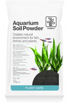 Tropica Aquarium Soil Powder