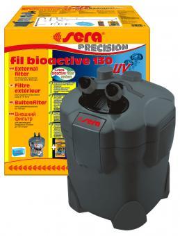 sera fil bioactive + UV external filter Model 130