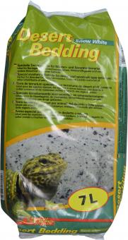 Lucky Reptile Desert Bedding Snow White 7 L