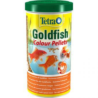 Tetra Pond Goldfish Colour Pellets 1 L