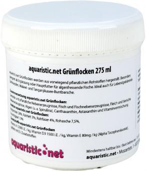 aquaristic.net Herbal Flocken 50 g - 275 ml Dose