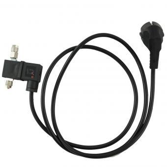 aquaristic.net Magnetic valve 230 V / Night shut off for CO2