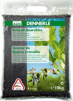 Dennerle crystal quarz gravel Slate grey 10 kg