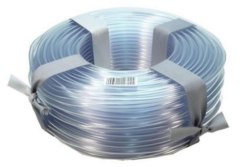 aquaristic.net PVC Luftschlauch 4/6 mm 3 m Zuschnitt