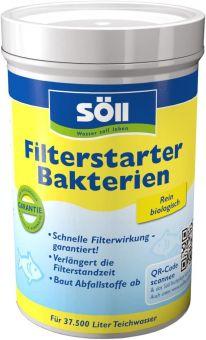 Söll FilterstarterBakterien 250 g für 37.500 l