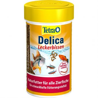 Tetra Delica Blood Worms, 100 ml