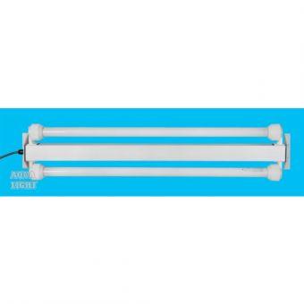 AquaLight Einbauleuchte mit EVG 2x 15 W