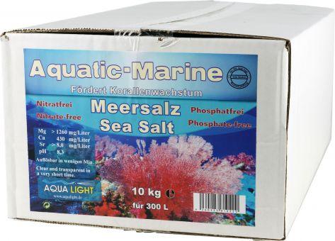 AquaLight Aquatic-marine Pro-Active Meersalz - 10 kg