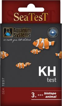Aquarium Systems SEATEST KH - 2x 10 ml