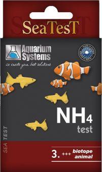 Aquarium Systems SEATEST NH4 - 40 Tests