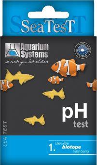 Aquarium Systems SEATEST pH - 2x 10 ml