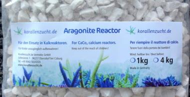 Korallen-Zucht Aragonit Reactor 1 kg