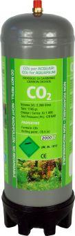 aquaristic.net CO2 Einwegflasche - JBL System (u500) 1 kg
