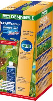 Dennerle Bio CO2 Pflanzen-Dünge-Set Starter