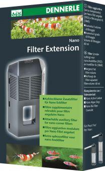 Dennerle Nano FilterExtension für Nano Eckfilter
