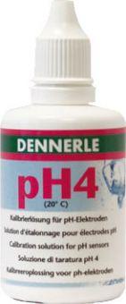 Dennerle pH-Eichlösung 4 - 50 ml