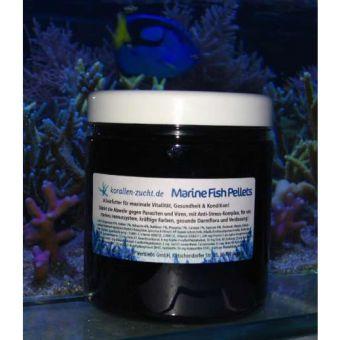 Korallen-Zucht Marine Fish Pellets 350 g / 750 ml