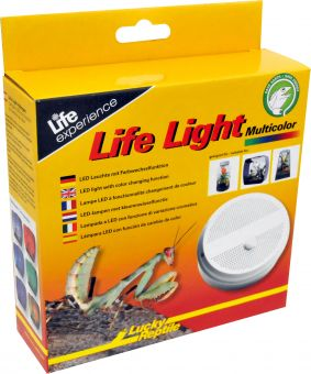 Lucky Reptile Life Light Multicolor