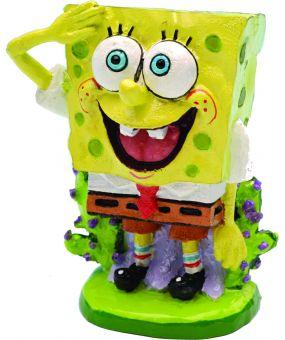 SpongeBob Aquariendeko Figur SpongeBob