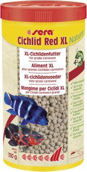 sera Cichlid Red XL Nature 1000 ml / 330 g