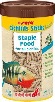 sera Cichlids Sticks Nature 250 ml / 52 g