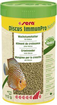 sera Discus ImmunPro Nature 250 ml (112 g)