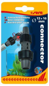 sera hose connector for  Ø 12 -> 16 mm