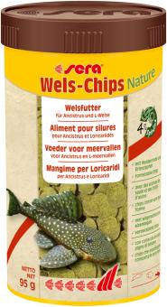 sera Catfish Chips Nature 250 ml (95 g)