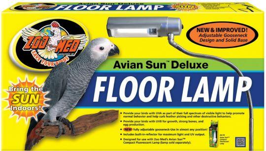 Zoo Med AvianSun Deluxe Floor Lamp