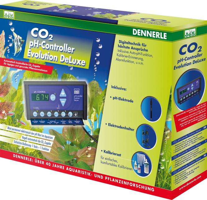 Dennerle pH-Controller Evolution DeLuxe