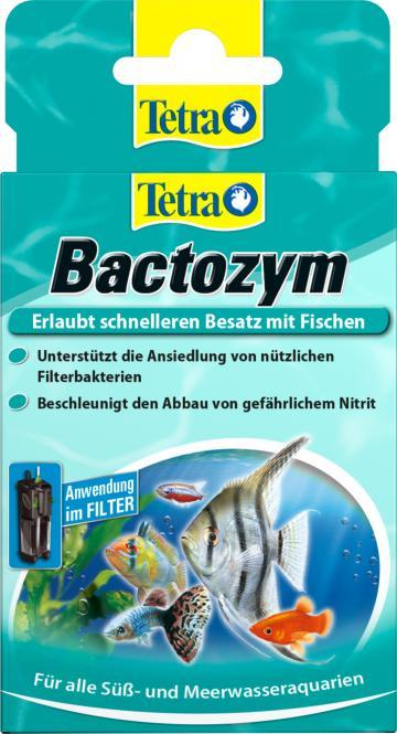Tetra Bactozym 10 capsules