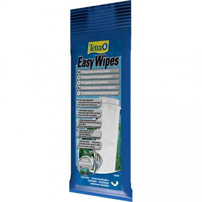 Tetra EasyWipes, 10 St.