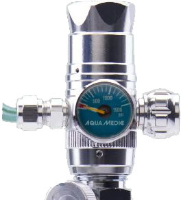 Aqua Medic Pressure regulator regular mini