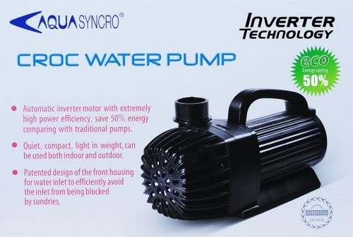 AquaLight CROC Wasserpumpe