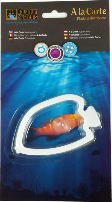 Aquarium Systems Schwimmender Futterspender