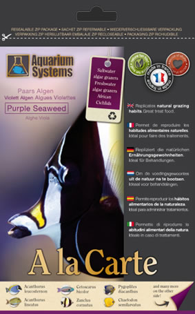 Aquarium Systems Purple Seaweed - Purple Algae 12 g
