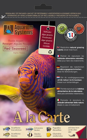 Aquarium Systems Red Seaweed - Red Algae 12 g