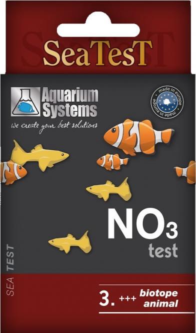 Aquarium Systems SEATEST NO3 - 40 tests
