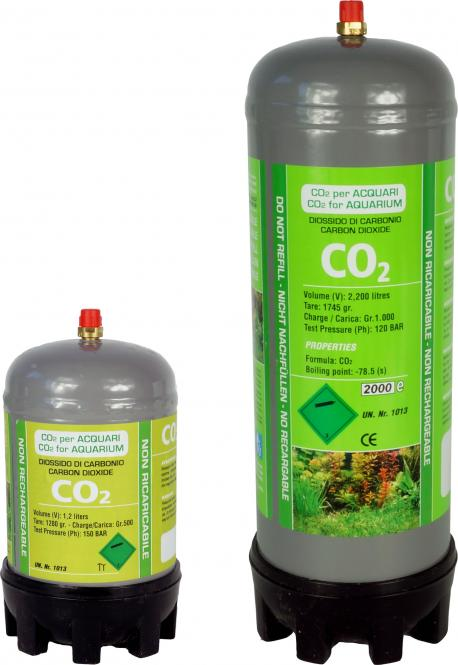 aquaristic.net CO2 disposable bottle - JBL Sytem (u500)