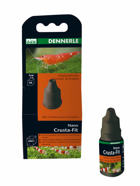 Dennerle Nano Crusta-Fit - 15 ml