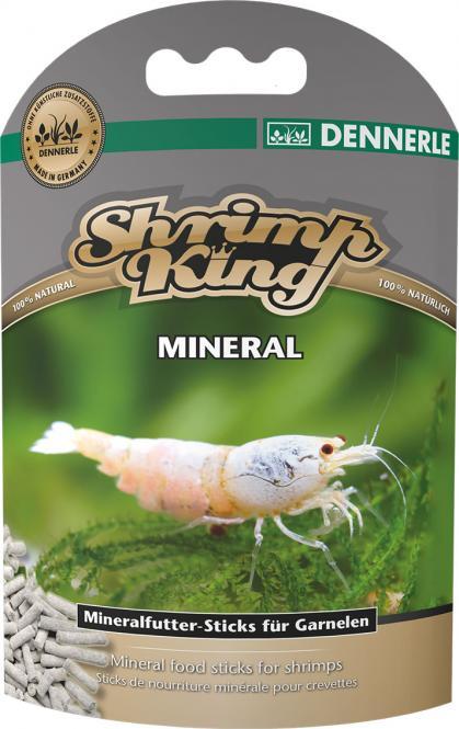 Dennerle Shrimp King Mineral Mineralfutter - 45 g