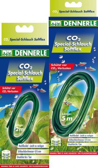 Dennerle Profi-Line CO2 hose Softflex