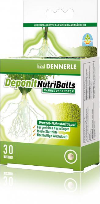 Dennerle Deponit NutriBalls 30 St.